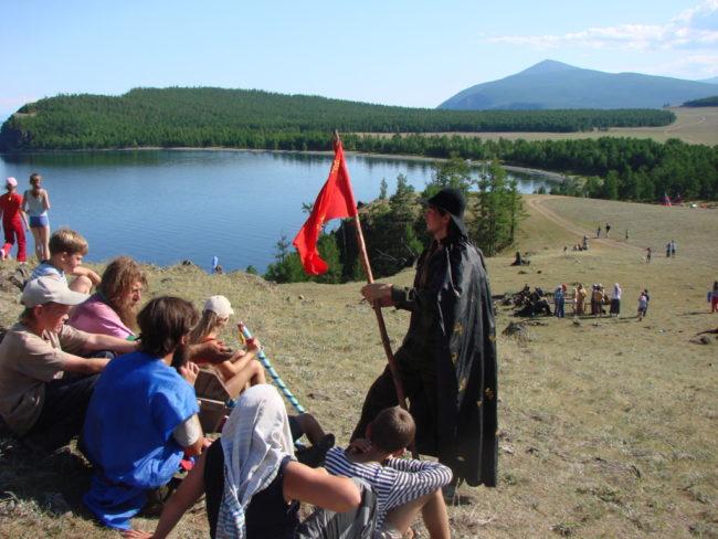 Островок православия на байкальском берегу
