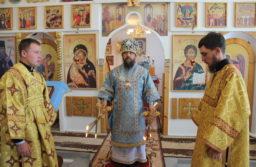 Архиерейское служение в Кижинге