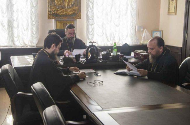 Архиерейский совет состоялся в Бурятской митрополии