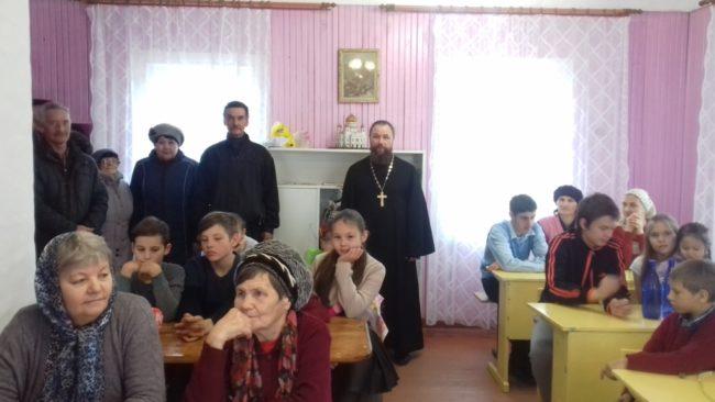 В селе Баргузин состоялся круглый стол посвященный проблемам духовно-нравственного воспитания в семье и обществе