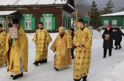 Архиерейская литургия в день памяти святителя Николая