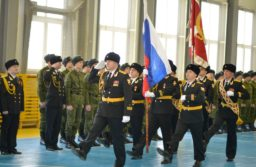 Принятие военной присяги состоялось в воинской части 7628 города Северобайкальска