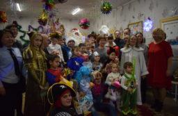 Новогоднее чудо для воспитанников реабилитационного центра